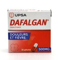 DAFALGAN 500 mg Gélules 2plq/8 (16) à TOULOUSE
