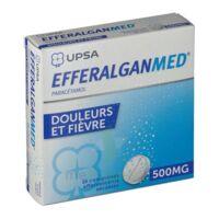 EFFERALGANMED 500 mg, comprimé effervescent sécable à TOULOUSE