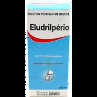 ELUDRILPERIO 0,2 %, solution pour bain de bouche à TOULOUSE