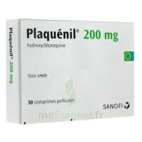 PLAQUENIL 200 mg, comprimé pelliculé à TOULOUSE