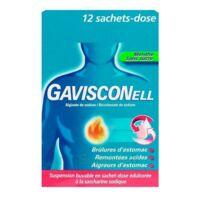 GAVISCONELL Suspension buvable sachet-dose menthe sans sucre 12Sach/10ml à TOULOUSE