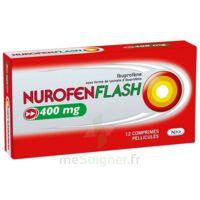 NUROFENFLASH 400 mg Comprimés pelliculés Plq/12 à TOULOUSE