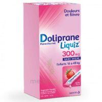 Dolipraneliquiz 300 mg Suspension buvable en sachet sans sucre édulcorée au maltitol liquide et au sorbitol B/12 à TOULOUSE
