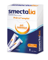 Smectalia 3 G Suspension Buvable En Sachet 12sach/10g à TOULOUSE