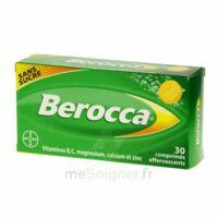 Berocca Comprimés effervescents sans sucre T/30 à TOULOUSE