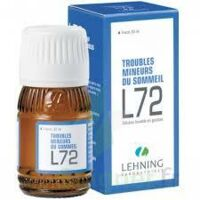 Lehning - L72 solution buvable en gouttes à TOULOUSE