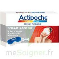 ACTIPOCHE Masque thermique yeux et tempes B/1 à TOULOUSE