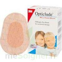 Opticlude Pansement orthoptique chair maxi 5,7x8cm B/20 à TOULOUSE