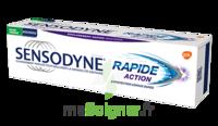Sensodyne Rapide Pâte dentifrice dents sensibles 75ml à TOULOUSE