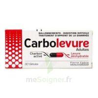 Carbolevure Gélules Adulte Plq/30 à TOULOUSE