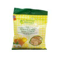 Le Pastillage Officinal Gomme Miel Citron Sachet/100g