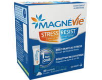 Magnevie Stress Resist Poudre orale B/30 Sticks à TOULOUSE