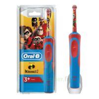 Oral B Incredibles 2 Brosse dents électrique enfant 3ans et+ à TOULOUSE