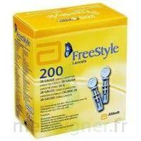 Freestyle Papillon Lancettes B/200 à TOULOUSE