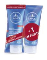 Laino Hydratation au Naturel Crème mains Cire d'Abeille 3*50ml