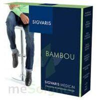 Sigvaris Bambou 2 Chaussette homme noir N médium à TOULOUSE