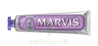 Marvis Violet Pâte dentifrice menthe jasmin 75ml à TOULOUSE