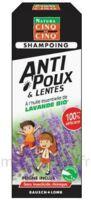 Cinq sur Cinq Natura Shampooing anti-poux lentes lavande 100ml à TOULOUSE