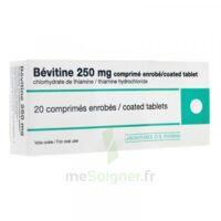 BEVITINE 250 mg Cpr enr Plq/20 à TOULOUSE