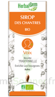 Herbalgem Sirop Bio Des Chantres 150ml à TOULOUSE