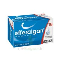 EFFERALGANMED 1 g Cpr eff T/8 à TOULOUSE