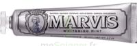 Marvis Blanc Pâte dentifrice blanchissant T/85ml à TOULOUSE