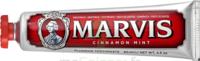 Marvis Rouge Pâte Dentifrice Menthe Cannelle T/85ml à TOULOUSE