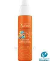 Avène Eau Thermale Solaire Spray Enfant 50+ 200ml à TOULOUSE