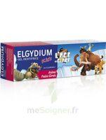 Elgydium Age De Glace Pâte Dentifrice Fraise Givrée Kids 2/6ans 50ml à TOULOUSE