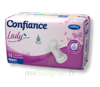 Confiance Lady Protection Anatomique Incontinence 4 Gouttes Sachet/14 à TOULOUSE