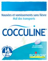 Boiron Cocculine Comprimés Orodispersibles B/40 à TOULOUSE